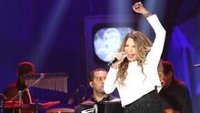 Elba Ramalho vai ao programa e revela que vive castidade (Carol Caminha/Gshow)
