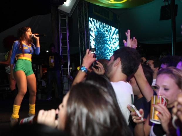 Show de Anitta (Foto: Iwi Onodera / EGO)