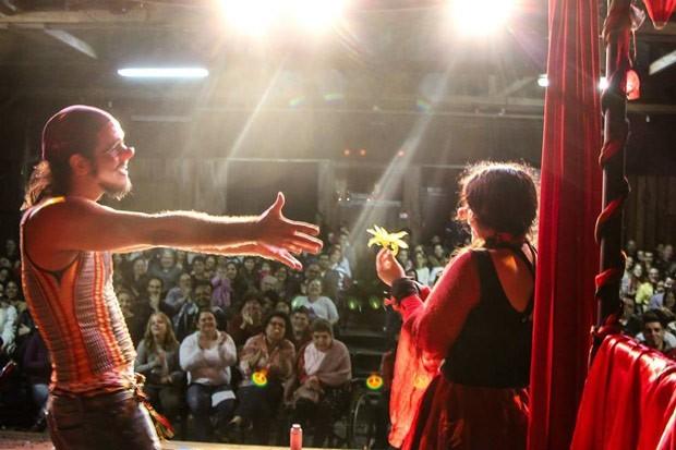 Mostra Pé Na Rua será realizada de 26 a 28 de setembro, em diversos lugares de Maringá (Foto: Divulgação)