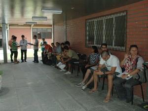 Procura de aprovados no Sisu está baixa na UFPB  (Foto: Jhonathan Oliveira/G1)