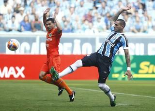 grêmio juventude arena gauchão braian rodriguez (Foto: Lucas Uebel/Grêmio FBPA)