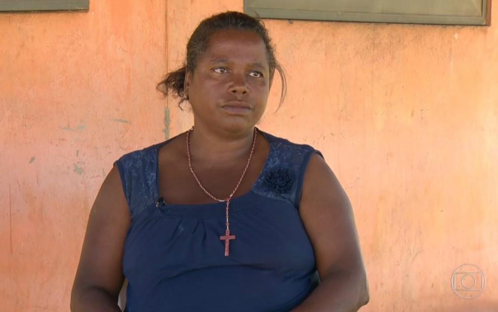 Maria Regina Bonfim foi denunciada à Justiça (Foto: Reprodução/TV Globo)