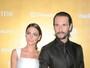 Rodrigo Santoro vai com a namorada, Mel Fronckowiak, a prêmio no México
