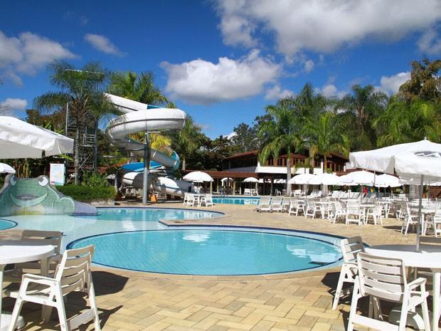 Hotel fazenda Mazzaropi, em Taubaté (Foto: Divulgação)