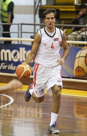 Basquete - Leones x Flamengo - Marcelinho (Foto: Samuel Vélez/FIBA Américas )