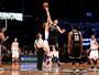 Nets vencem clássico de NY contra os Knicks e encerram sequência negativa