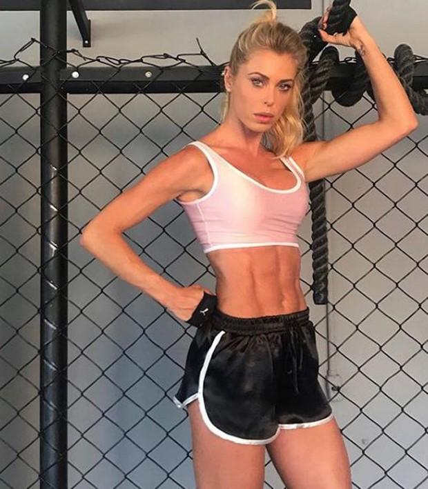 Carol Bittencourt é muito dedicada ao corpo (Foto: Reprodução/Instagram)
