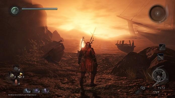 Nioh: confira dicas para sobreviver no exclusivo de PS4 (Foto: Reprodução/Victor Teixeira)
