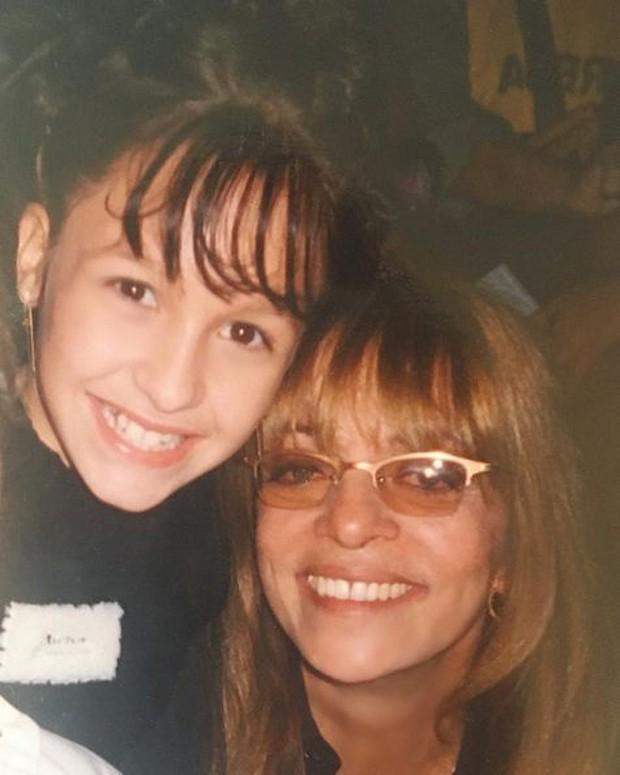 Carla Diaz e Gloria Perez (Foto: Reprodução/Instagram)