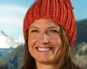 Campeã olímpica de esqui faz campanha contra o câncer de pele