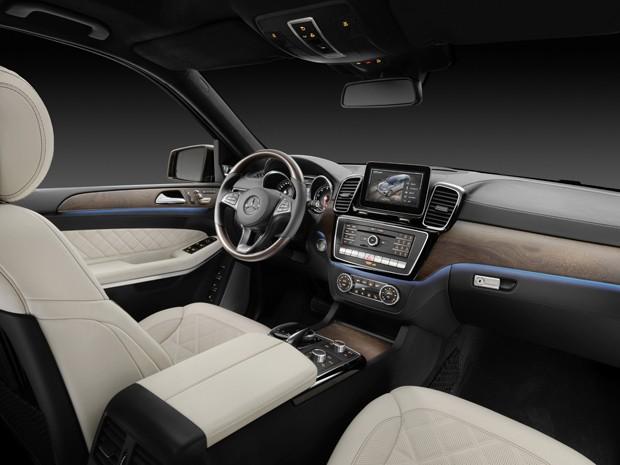 Mercedes-Benz GLS (Foto: Divulgação)