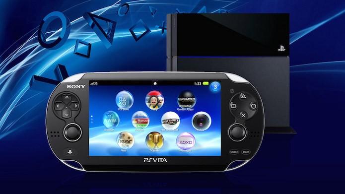 PlayStation 4: aprenda a usar o PS Vita como um controle adicional no console (Foto: Divulgação)