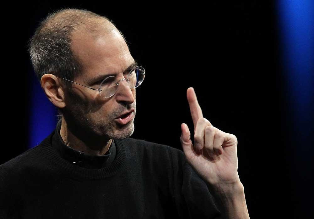 Steve Jobs tinha uma coleção de 100 suéteres idênticos (Foto: Reprodução)