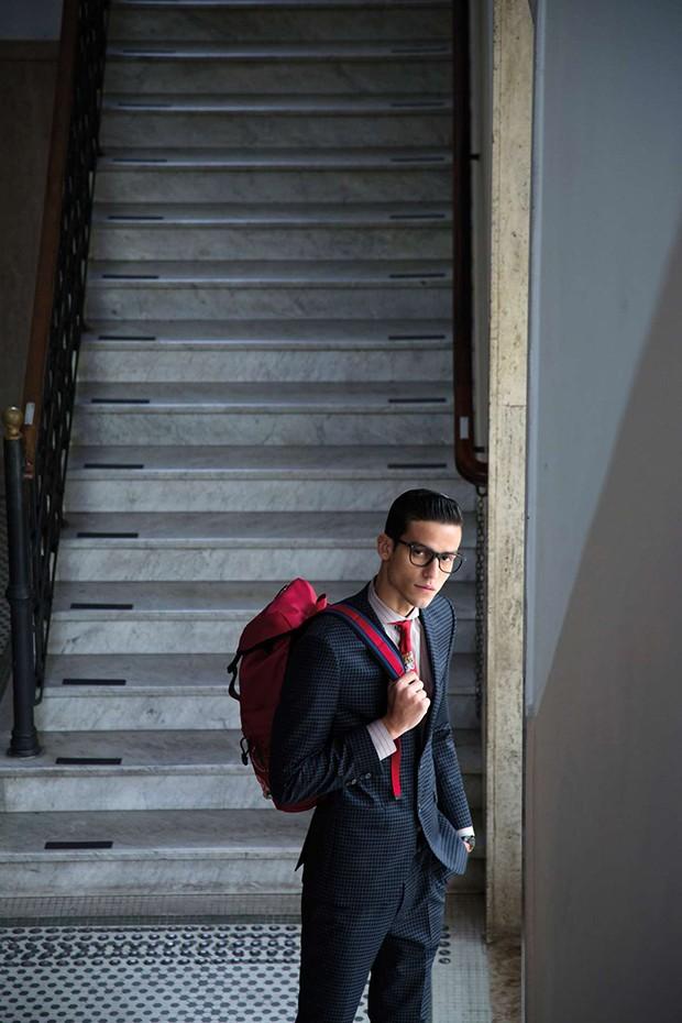 Moda College Colégio (Foto: Karine Basilio )