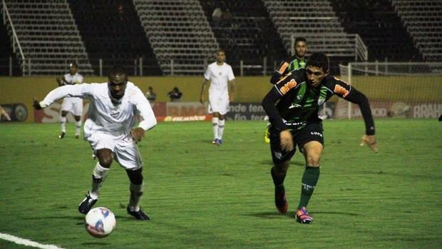Bragantino América-MG (Foto: Fábio Moraes/ Divulgação)