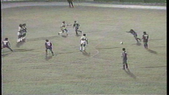 Ex-jogadores do Colatina relembram duelo contra o Santa Cruz, de Rivaldo