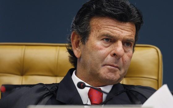 Ministro Luiz Fux (Foto: Nelson Jr./SCO/STF )