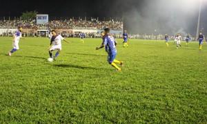 Semifinal do Tocantinense Tocantins x Paraíso (Foto: Vilma Nascimento/GloboEsporte.com)