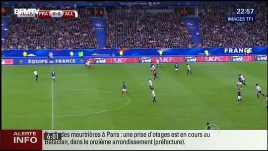 Dirigente francês diz que terrorismo  é uma preocupação para a Euro-2016
