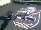 Filho de policial civil do DF empresta arma do pai para amigos assaltarem