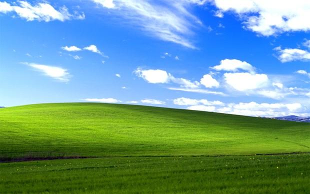 Foto de famoso papel de parede do Windows XP foi tirada em San Francisco, na Califórnia (EUA) (Foto: Divulgação/Microsoft)