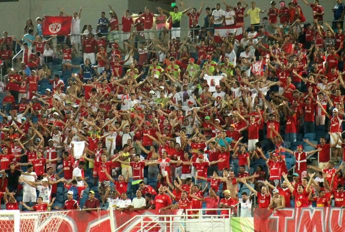 América-RN torcida Arena das Dunas (Foto: Canindé Pereira/Divulgação)
