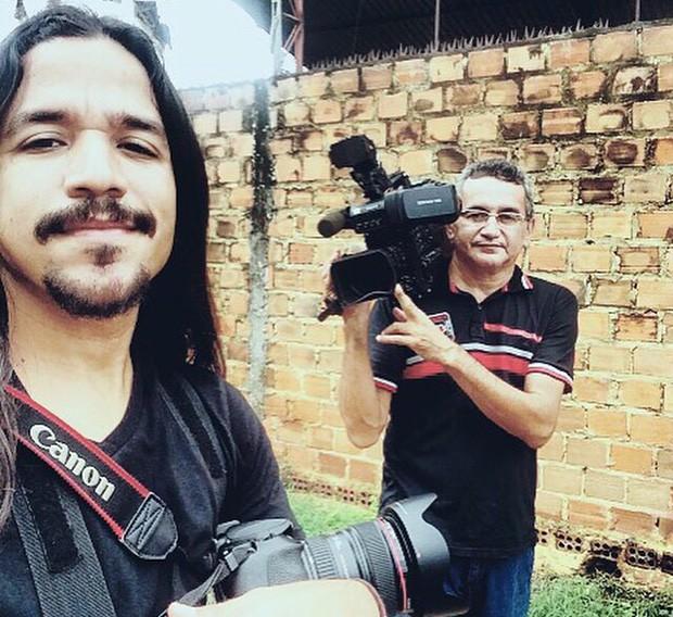 Gerson Piauilino (Foto: Arquivo Pessoal)
