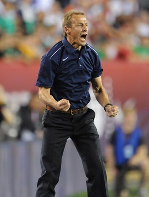 Klinsmann, seleção dos EUA (Foto: EFE)