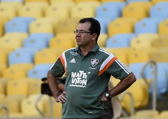 Enderson Moreira Fluminense (Foto: André Durão / GloboEsporte.com)