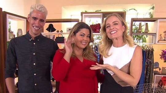 Personal stylist de Fabiana Karla, Sebah Franco dá dicas plus size