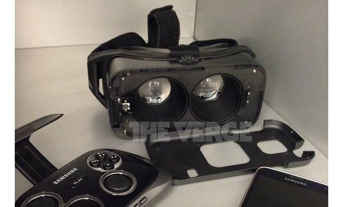 Gear VR foi revelado por site (Foto: Reprodução/The Verge)
