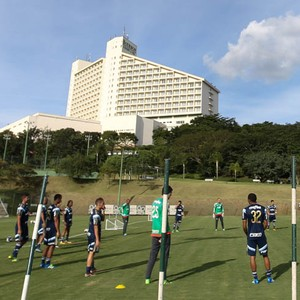 Treino do Palmeiras em Atibaia (Foto: César Greco / Ag. Palmeiras / Divulgação)