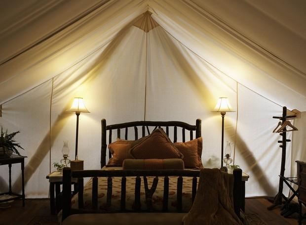 lugares-gostaria-de-estar-viagem-acampamento-luxuoso-floresta-7 (Foto: Thinkstock)
