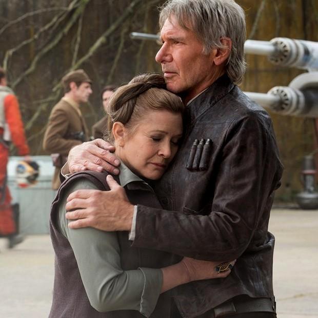 Harrison Ford em 'Star Wars: O Despertar da Força' (Foto: Divulgação)