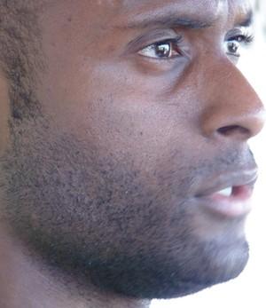 Vinícius Pacheco, Boavista (Foto: Gustavo Garcia)