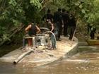 Polícia investiga responsáveis por construção de submarino no Pará