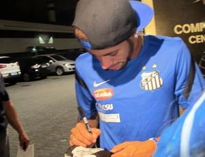 Neymar Santos (Foto: Bruno Gutierrez)