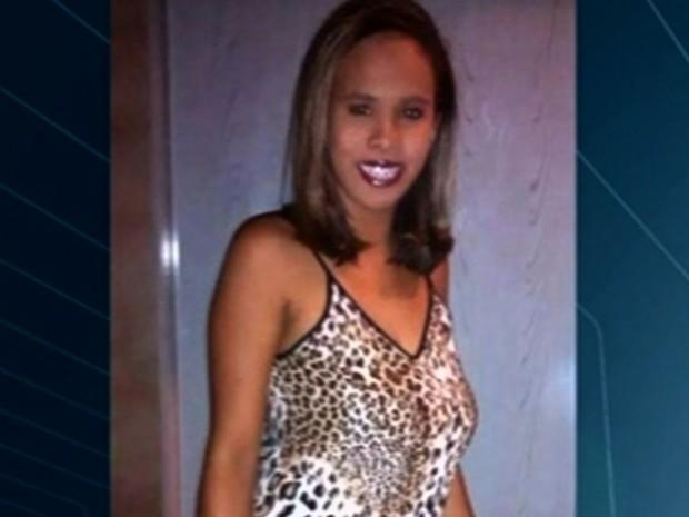 Corpo da estudante Thaís Alves, de 20 anos, foi encontrado em Luziânia Goiás (Foto: Reprodução/TV Anhanguera)