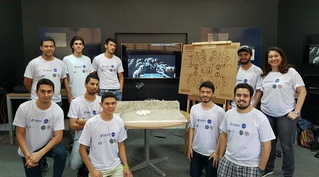 Estudantes cursam engenharia em Sorocaba (Foto: André Carneiro)