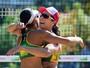 Ágatha/Duda vence em dia marcado por 4 derrotas brasileiras no WT Finals