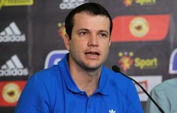 Daniel Paulista define Sport para pegar The Strongest na Ariano Suassuna