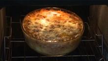 Torta de Mandica com Tilápia (Foto: Reprodução/RPC)