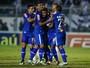 """Alisson vê Cruzeiro brigando no topo da tabela e festeja vitória: """"Tira o peso"""""""