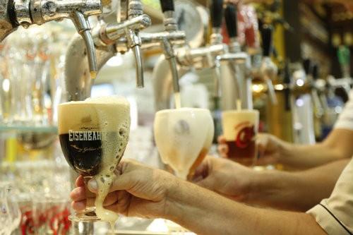 degustação de cerveja em santos