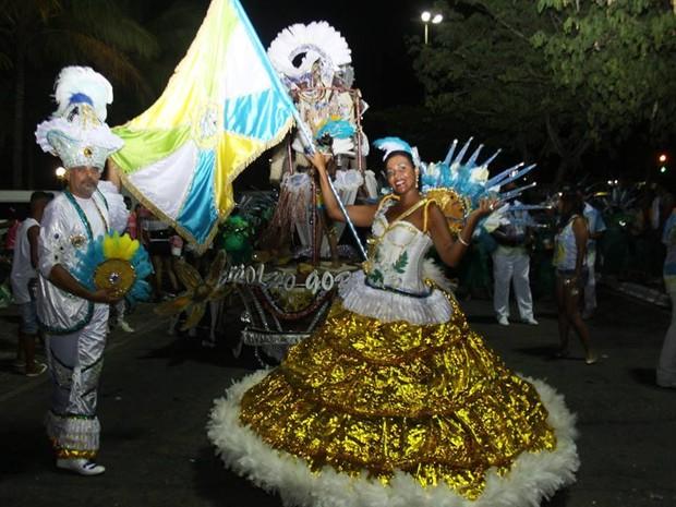 Enredos trouxeram aspectos da cultura e do desenvolvimento histórico (Foto: Camilo Mota/ Ascom Araruama)