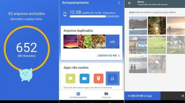 App FilesGo, do Google (Foto: Divulgação)