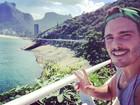 Famosos comentam acidente na ciclovia Tim Maia, no Rio