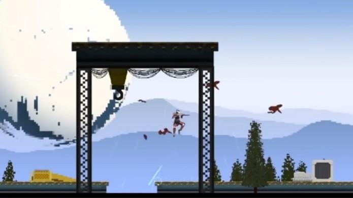 Versão 2D de Destiny chamada Project Tiger é criada por fã para o Bungie Day (Foto: Reprodução/YouTube)