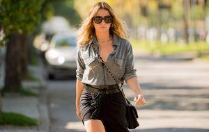 No ar como uma vilã apaixonada por grifes, Giovanna Antonelli garante: 'Não me importo com marca'