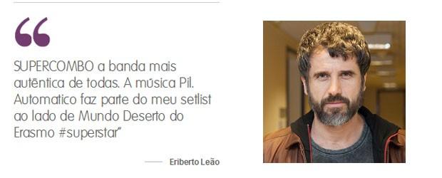 Eriberto Leão (Foto: Gshow)